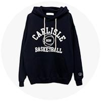 BASKETBALL HOODIE (3-colors)