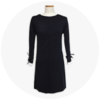 *�α�* mood balck dress