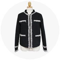 ����ġ Ʈ���� jacket (2-colors)